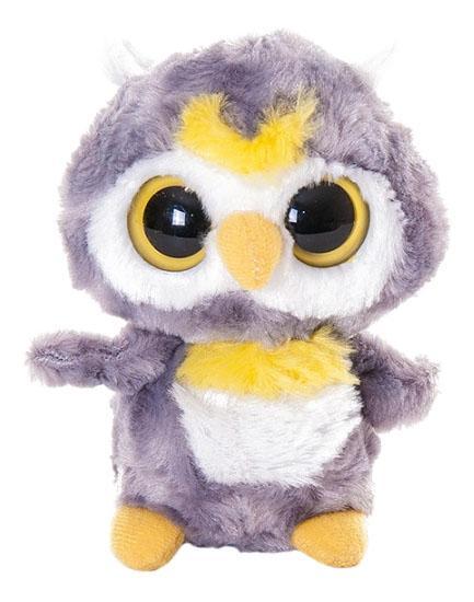 Мягкая игрушка Aurora Юху и его друзья 12-107 Сова, 12 см