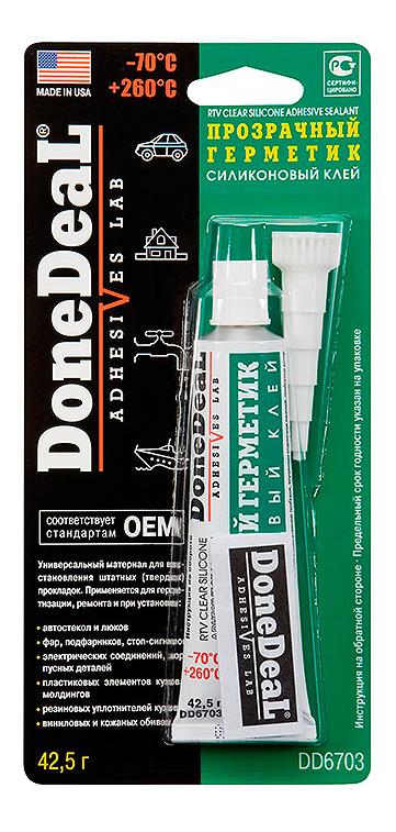 Герметик автомобильный Done Deal DD6703