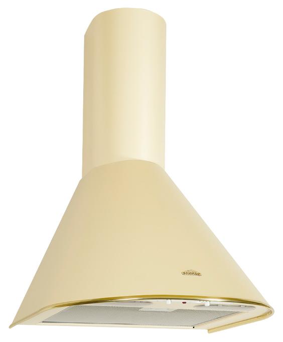 Вытяжка купольная Elikor Эпсилон 60П-430-П3Л Beige/Gold