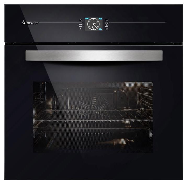 Встраиваемый электрический духовой шкаф GEFEST ДА 622-04 А1 Black