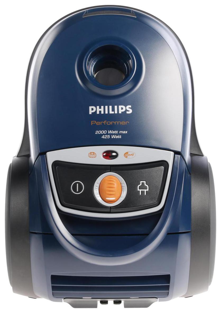 Пылесос Philips Performer FC 9150/02 Blue