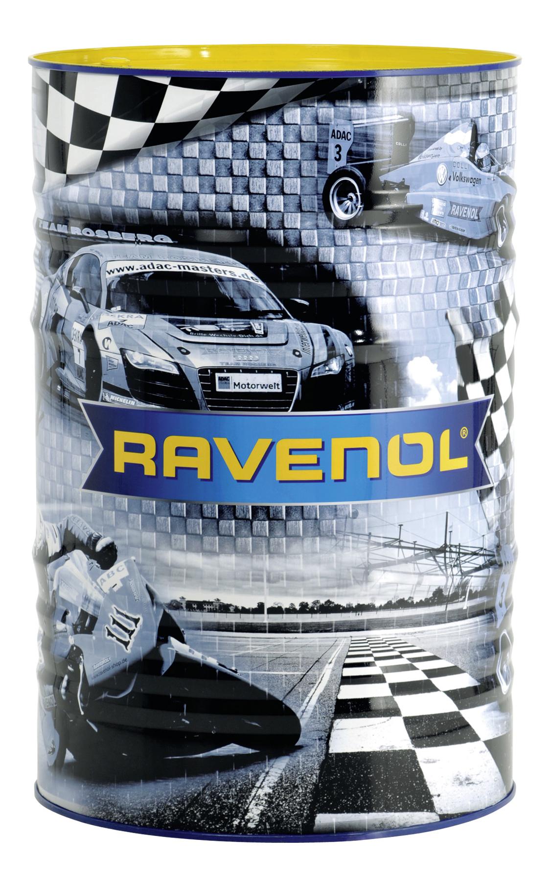 Трансмиссионное масло RAVENOL ATF MM SP-III Fluid 60л 1212103-060-01-888