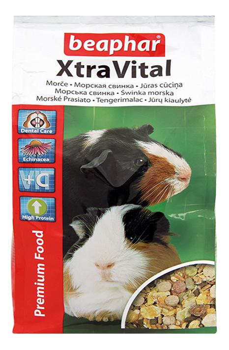 Корм для морских свинок Beaphar Xtra Vital 2.5 кг 1 шт