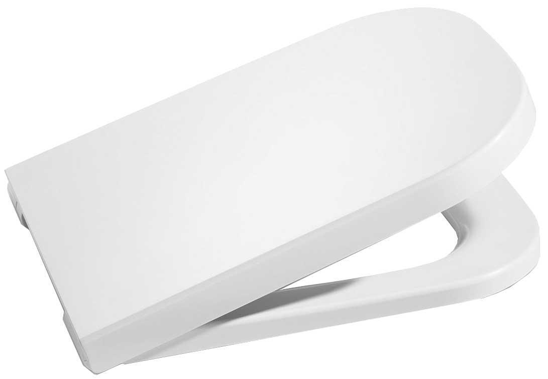 Сиденье для унитаза Roca Gap Clean Rim Soft-Closing белый (7801732004)