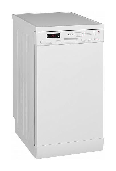 Посудомоечная машина 45 см Vestel VDWIT 4514W