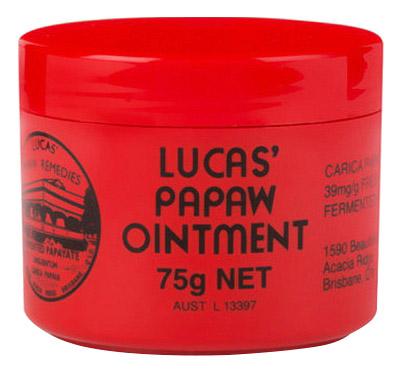 Бальзам Lucas Papaw Ointment для губ