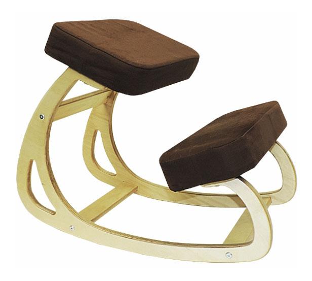 Купить Коленный шоколад, Стул Конек Горбунек коленный Шоколад, Детские стульчики