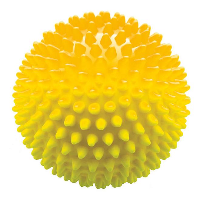 Массажер для тела Альпина Пласт Иглбол желтый