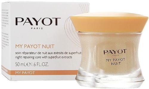 Купить Средство для лица ночное PAYOT My Payot Nuit с активными растительными экстрактами, 50 мл