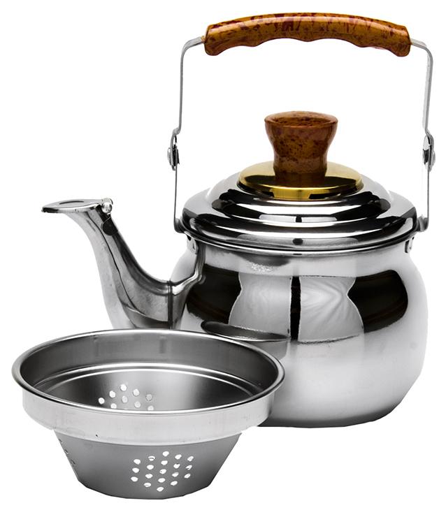 Заварочный чайник Mayer#and#Boch 23509 Серебристый