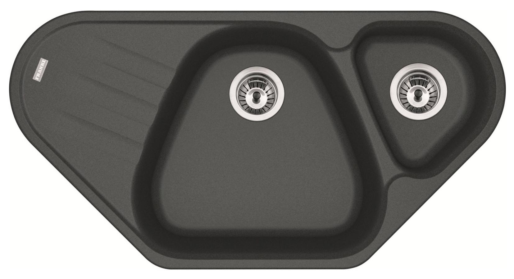 Мойка для кухни гранитная Franke AZG 661-E 1140489399 графит