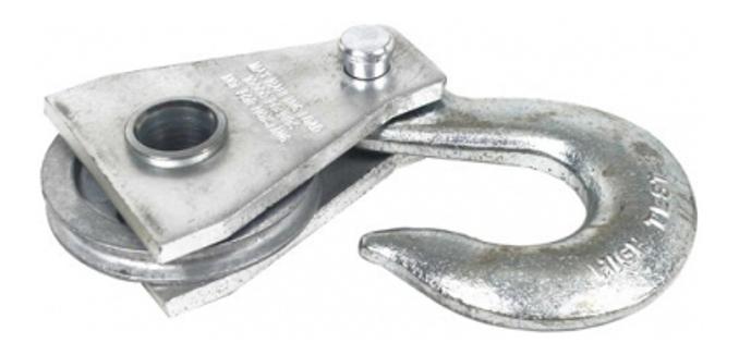 Блок усиления для лебедки Superwinch 5,45т 2212A