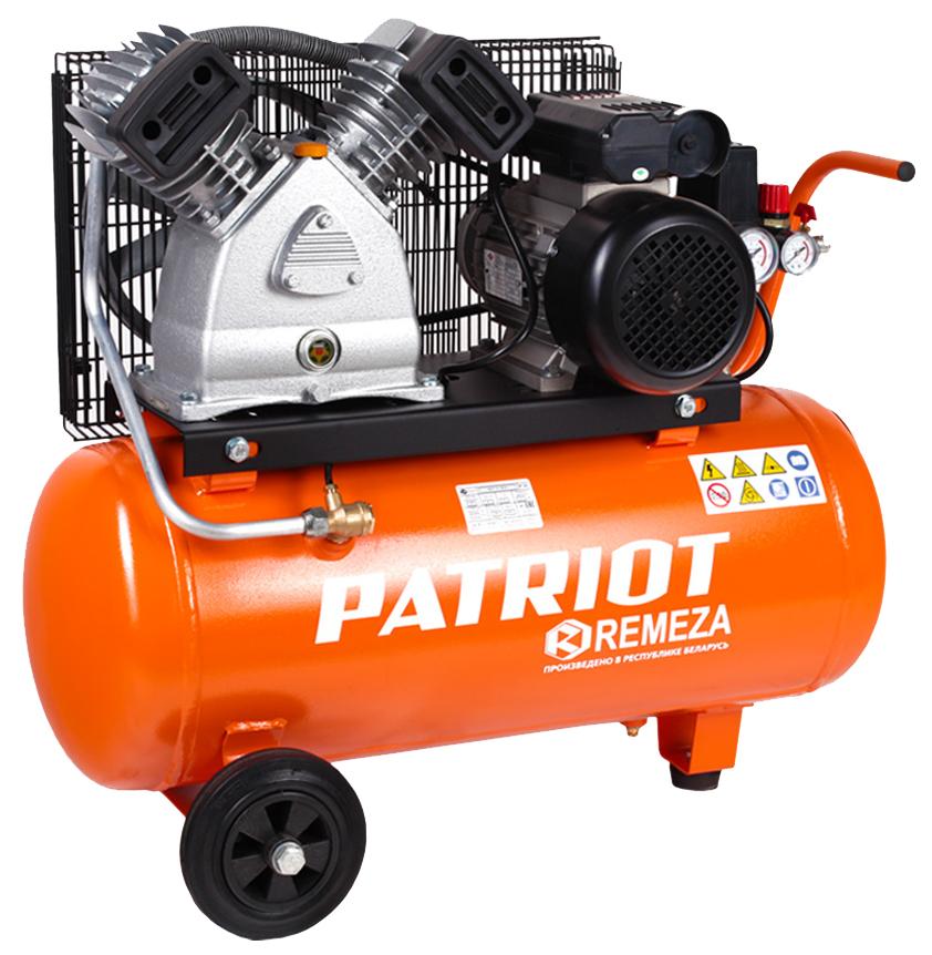 Компрессор Patriot REMEZA СБ 4/С- 50 LB 30 - 420 л/мин, 10 Атм, 380 В, 2,2 кВт,