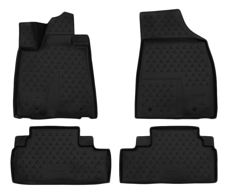 Комплект ковриков в салон автомобиля Autofamily для Lexus (NLC.3D.29.10.210k)