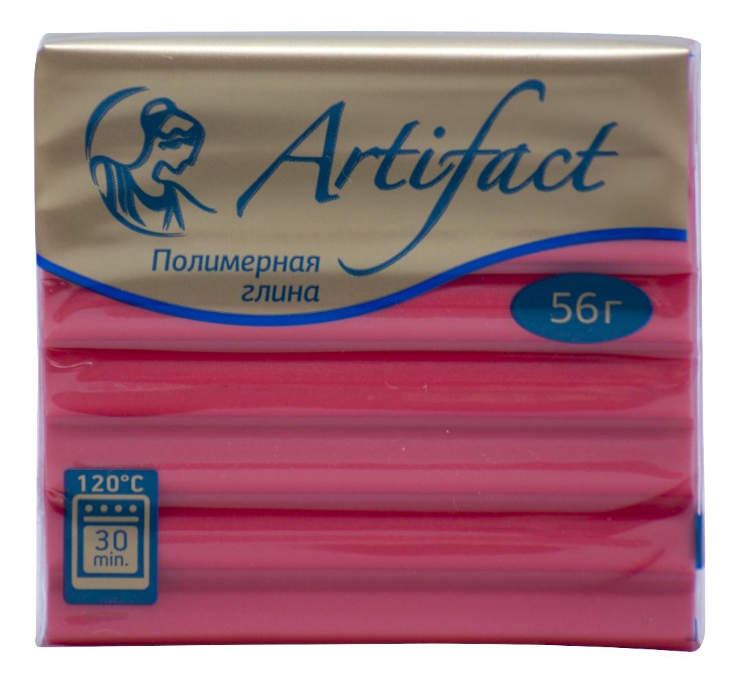 Глина для лепки Artifact Розовый классический фото
