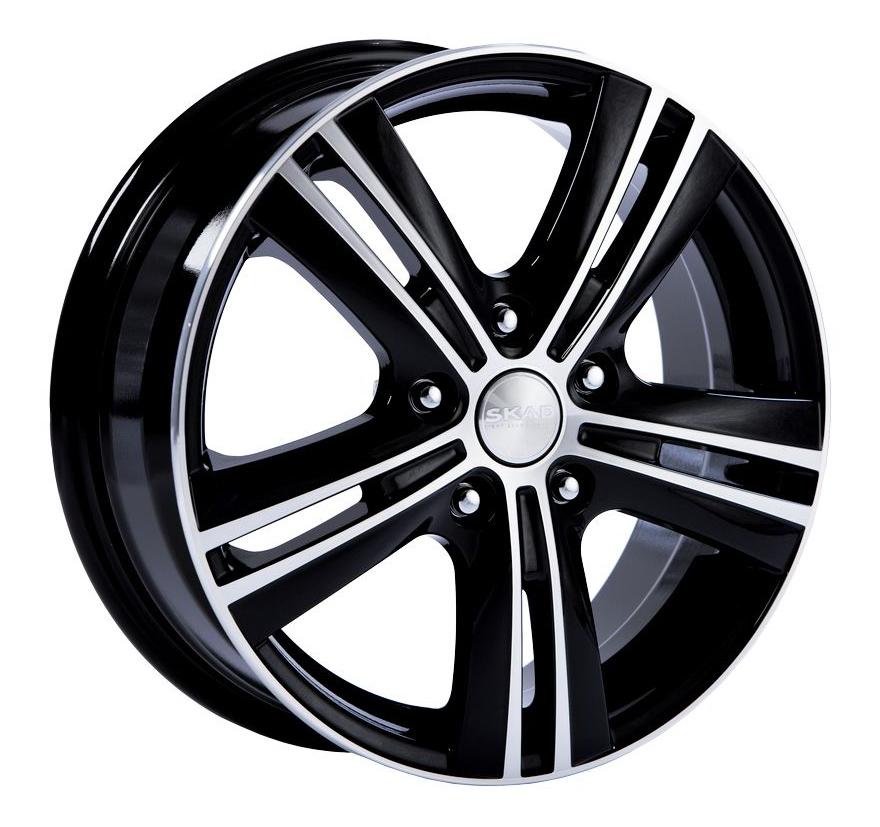 Колесные диски SKAD Багира R16 6J PCD5x114.3 ET45 D67.1 (WHS091095) фото