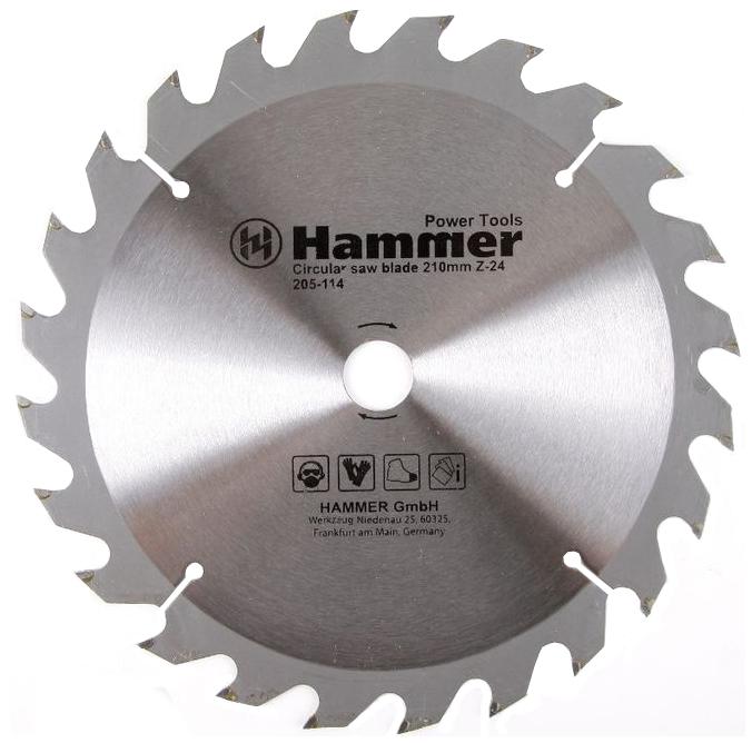 HAMMER 205-114 CSB WD