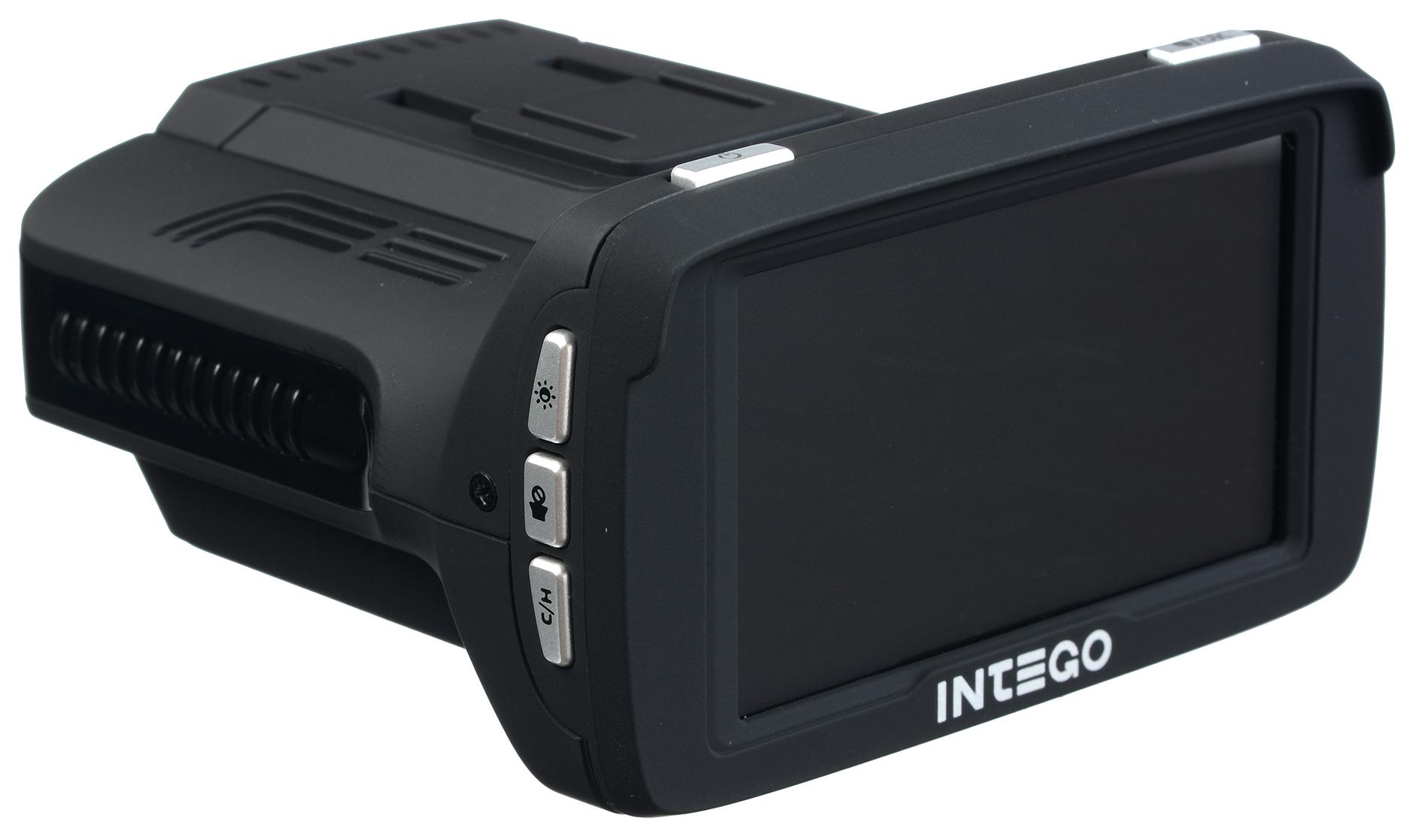 Видеорегистратор Intego Радар детектор, GPS Hunter II
