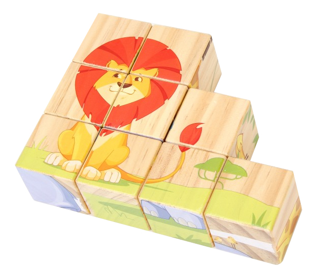 Детские кубики Lucy&Leo Кубики