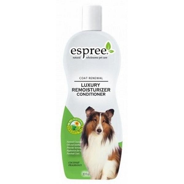 Кондиционер для кошек и собак Espree Coat Renewal Luxury Remoisturizer увлажнение 355 мл.