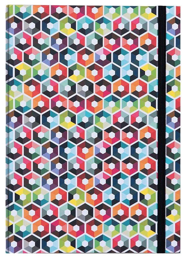 Книга для записей Remember Hexagon А4 фото
