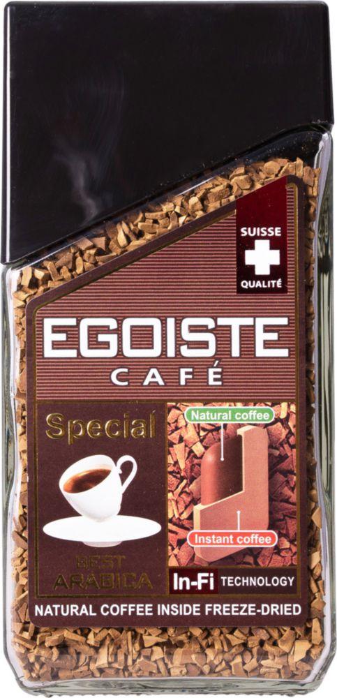 Кофе растворимый Egoiste special 100 г фото