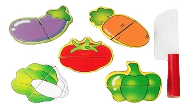 Набор овощей игрушечный Shantou Gepai Любимые овощи