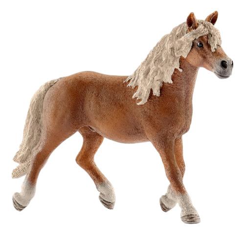Купить Horse Club Хафлингерский жеребец, Фигурка лошадки Schleich Хафлингер жеребец 13813, Фигурки животных