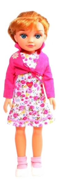 Купить Кукла Сонечка 42 см, Кукла сонечка 42 см Play Smart д51564, PLAYSMART, Интерактивные куклы