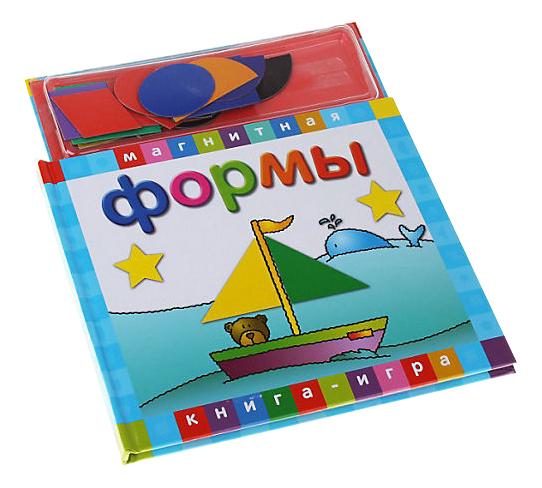 Купить Новый Формат Развивающая книжка Новый Формат Формы 10676, Новый формат, Книги по обучению и развитию детей