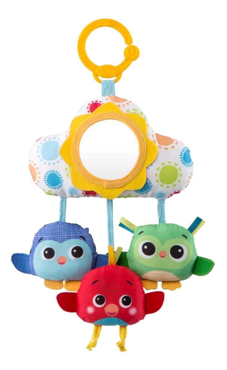 Купить Подвесная игрушка Птички в облачке 0+ Bright Starts 11120, Подвесные игрушки