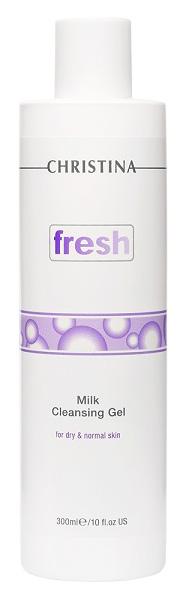Гель Christina Fresh Milk Cleansing Gel для сухой и нормальной кожи 300 мл фото