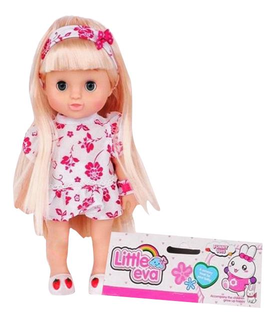 Купить Кукла little eva с длинными волосами Д78293, Кукла Little Eva с длинными волосами Gratwest Д78293, Классические куклы