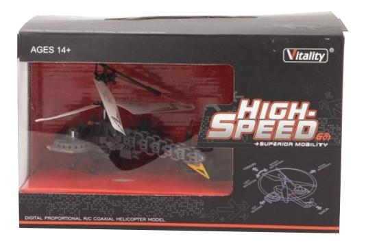 Купить Вертолет high speed р/у с гироскопом свет М41350, Вертолет High Speed р/у с гироскопом Gratwest М41350, Радиоуправляемые вертолеты