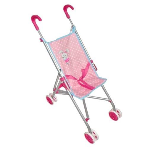 Купить Коляска-трость для кукол зайка 67313 для кукол Mary Poppins, Коляски для кукол