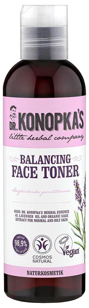 Тоник для лица Dr. Konopkas Balancing Face 200 мл