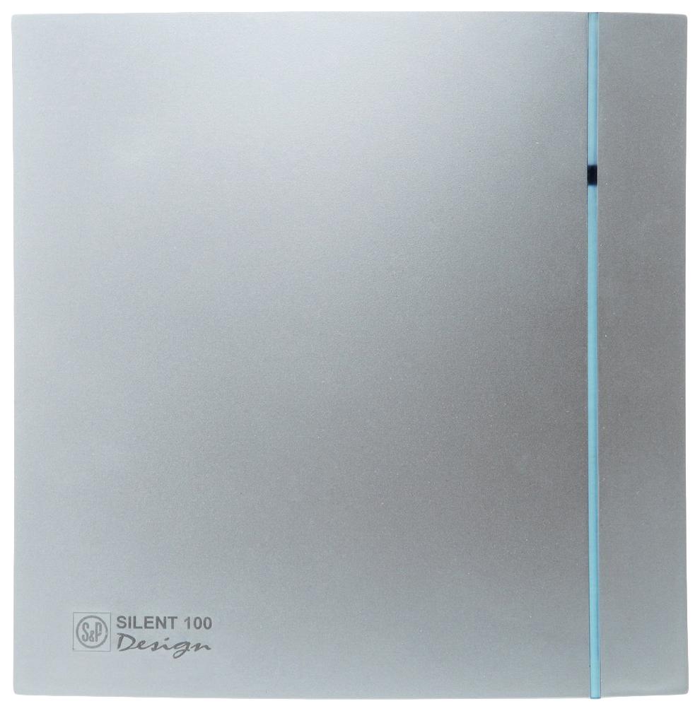 Вентилятор настенный Soler#and#Palau Design Silent-100 CZ 03-0103-120