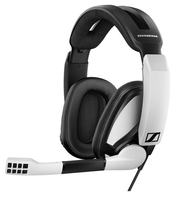 Игровая гарнитура Sennheiser GSP 301 White/Black