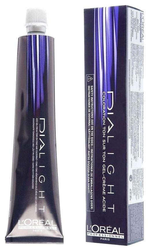 Купить Краска для волос L'Oreal Professionnel DiaLight 5.8 Светлый шатен мокка 50 мл