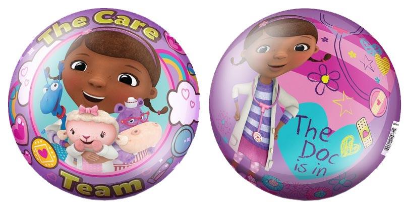 Купить Мячик детский ЯиГрушка Доктор Плюшева 23 см 82309, Детские мячи