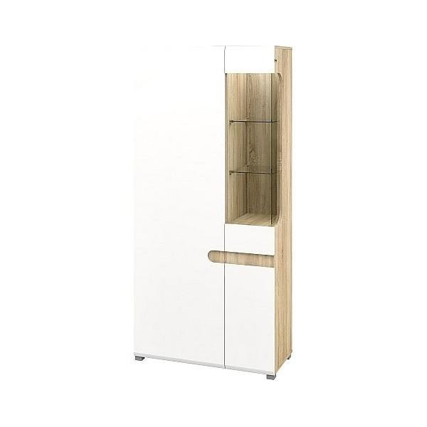 Платяной шкаф Мебель Неман Леонардо NEM_MN