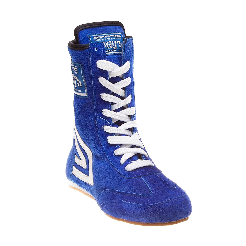 Боксерки БоецЪ BBS-51 Синие, размер 41