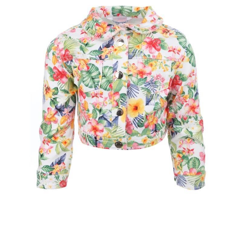 Купить 1.419/6, Куртка MAYORAL, цв. розовый, 98 р-р, Детские куртки весна-осень
