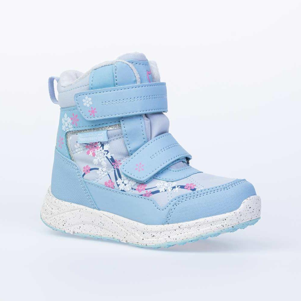 Мембранная обувь для девочек Котофей, 28 р-р