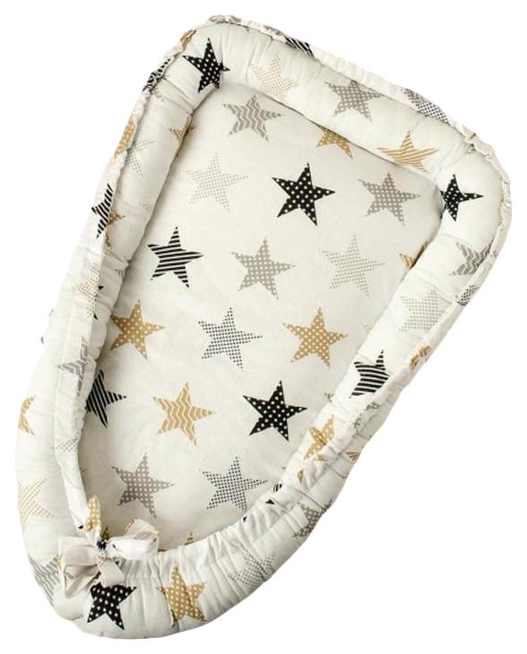 Подушка Позиционер для сна AmaroBaby кокон гнездышко,