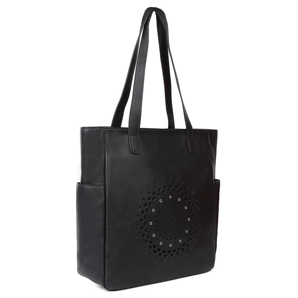 Сумка женская Palio 16184A1-W1-018/018 черная фото