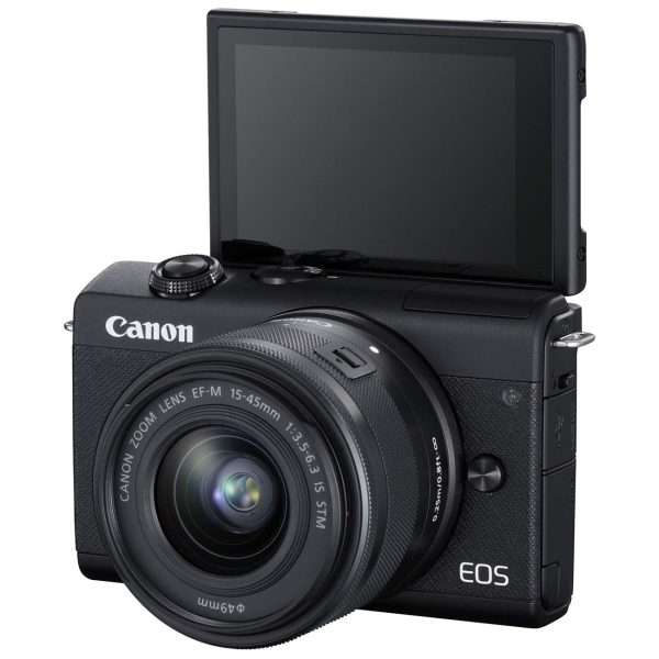 Фотоаппарат системный Canon EOS M200 BK