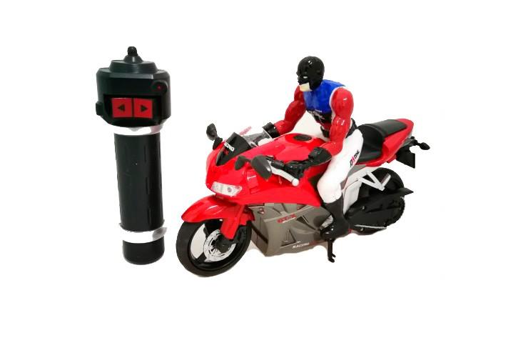 Радиоуправляемый мотоцикл Yongxiang Toys с гироскопом 2.4G