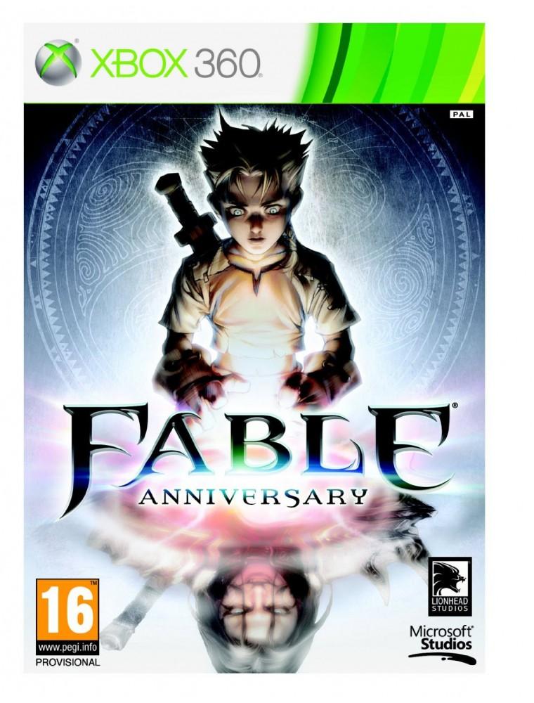 Игра Fable Anniversary для Xbox 360 фото