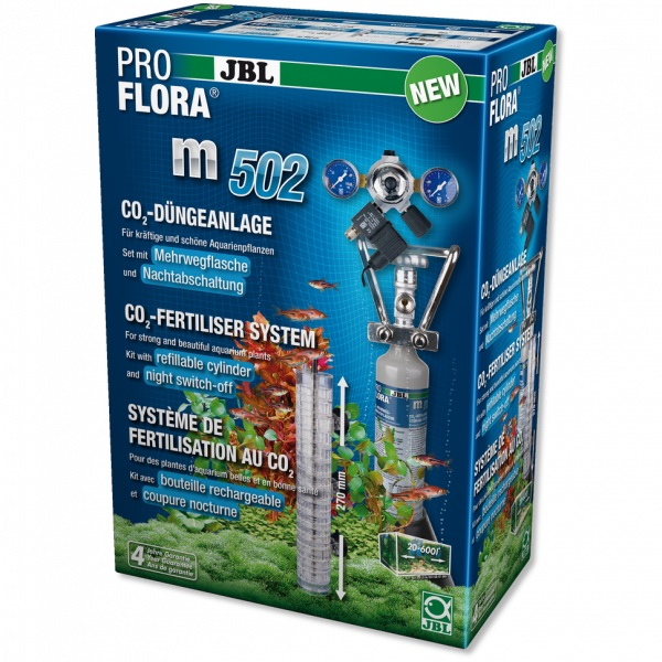 JBL Система CO2 JBL ProFlora m502